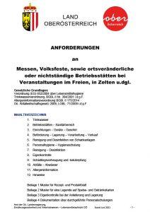 Verordnung über Lebensmittelhygiene