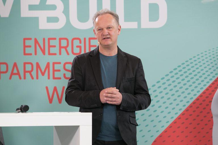 Pressekonferenz Hybrid-Konzept der WEBUILD Energiesparmesse Wels